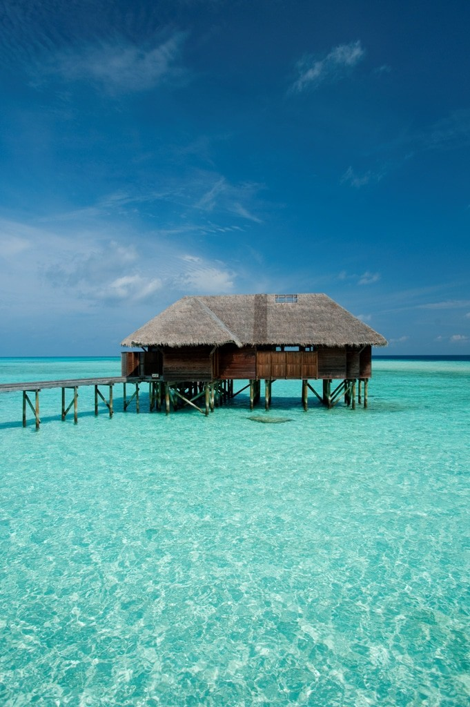 Conrad Maldives Family Water Villa