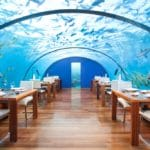 Conrad Maldives Underwater Restaurent