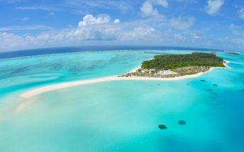 sun island resort sun island aerial